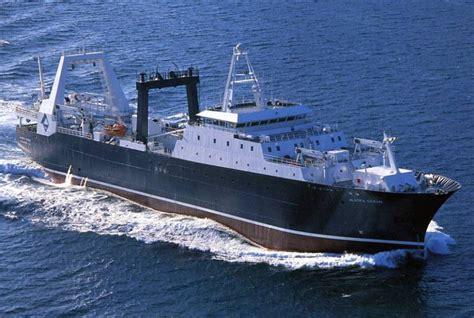 alaska ocean fishing boat mcdonalds fish ship alaska ocean project aware