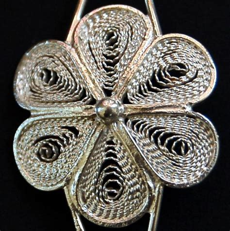 silver threads wire filigree jewelry filigree jewelry luxussilk