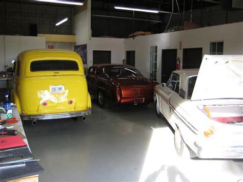 auto upholstery repair classic car restoration shop