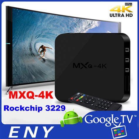 Murah Tv Box Android Smart Mxq 4k Rk3229 1g 8g H 264 H 265 android box tv mxq 4k