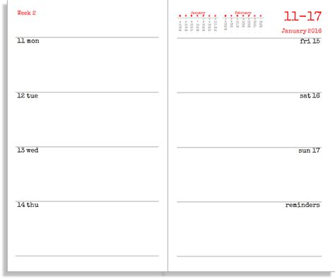 printable weekly planner inserts search results for free planner inserts 2016 calendar 2015