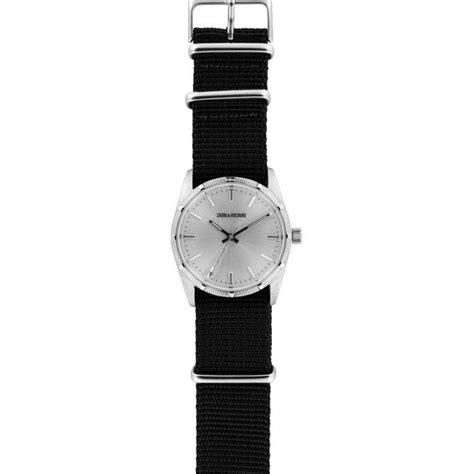 montre zadig et voltaire fusion zvf210 montre acier femme sur bijourama montre femme