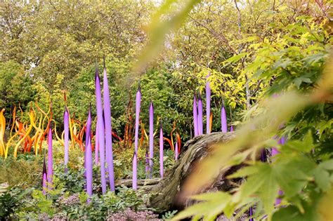 Chihuly Garden And Glass Hours by Chihuly In Seattle