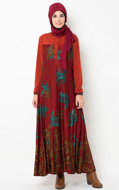 Baju Gamis Wanita Baju Muslim Wanita Terbaru Konsep Termurah 2 gambar model baju batik muslim terbaru 1 model baju masa kini contoh gambar model baju terbaru