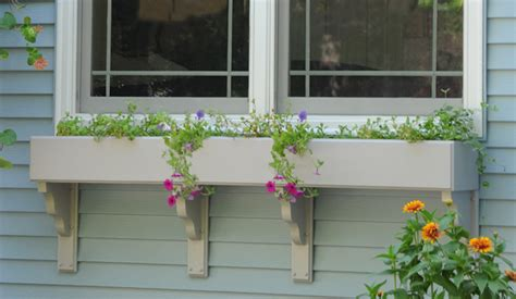window planter box ideas late summer window box planters ideas renewal by