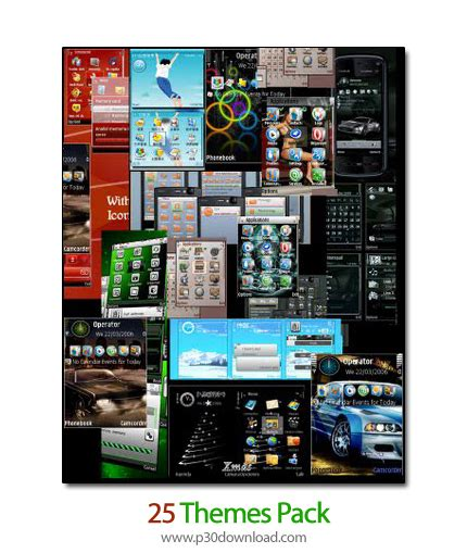 games themes pack themes pack a2z p30 download full softwares games