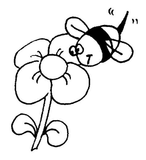 imagenes flores exoticas para colorear imagenes de abejas y flores para colorear imagui