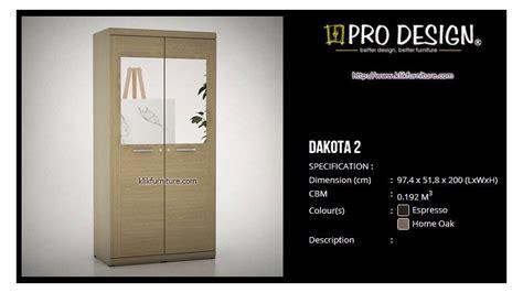 Lemari Es 2 Pintu Dibawah 2 Juta harga lemari pro design dakota 2 pintu