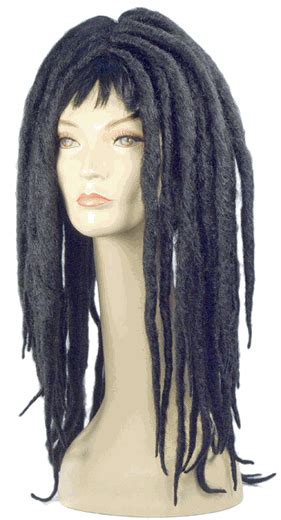 real dreadlock wigs dread wig short hairstyle 2013