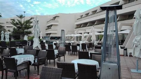 terasse bilder 5337 quot terrasse an der bar atlantic quot hesperia lanzarote playa