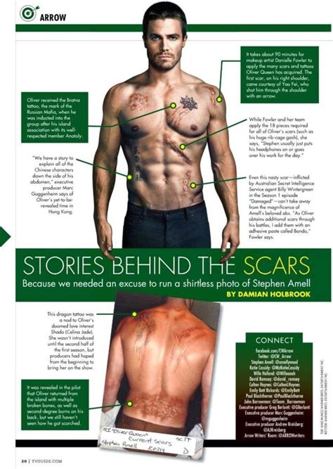 stories behind the scars green arrow pinterest