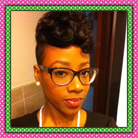 keyshia cole mohawk hairstyles keyshia cole faux mohawk feat vv love yourself love