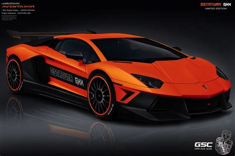 Lamborghini Edition Lamborghini Aventador Estatura Gxx Limited Edition By
