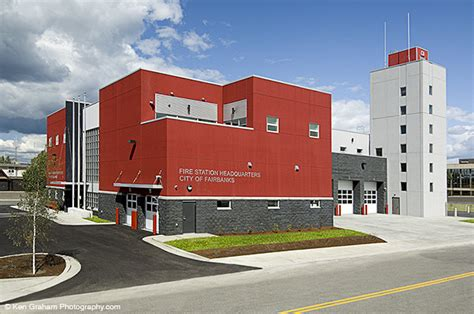 Electrical Floor Plan fairbanks fire station headquarters design build rsa