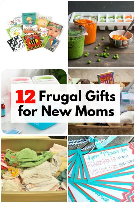 gifts for new moms 12 frugal gifts for new moms the budget diet