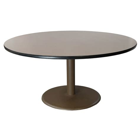 60 inch table used 60 inch laminate table salmon speckle