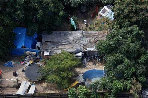 Jc Backyard Jaycee Dugard Kidnapper Phillip Garrido Jailed For 431