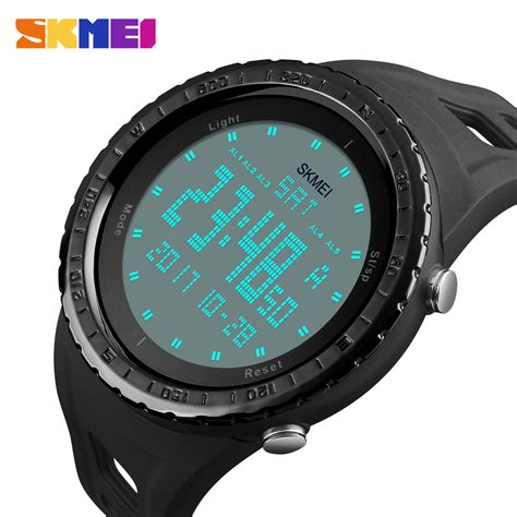 watches for skmei brand men sports watches 50m waterproof digital led