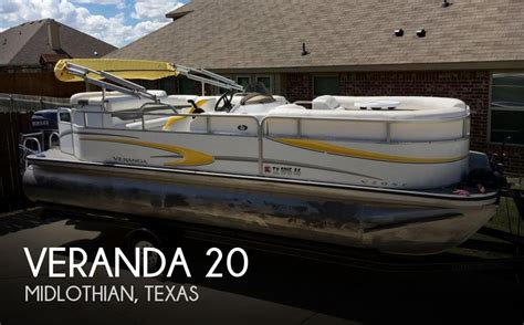 veranda yacht año nuevo veranda 20 boat for sale in midlothian tx for 20 500