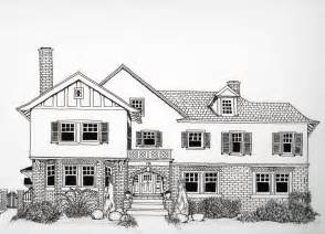 House Drawings House Drawings House Style Pictures