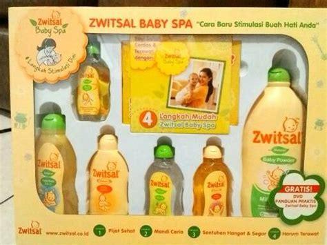 Bedak Bayi Zwitsal jual paket set bayi baby terlengkap zwitsal baby spa