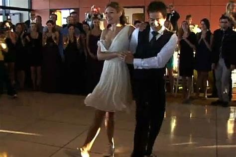 swing dance names newlyweds wow crowd with awesome swing dance moves