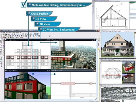 architectural design software free cad architecture pro architectural design software