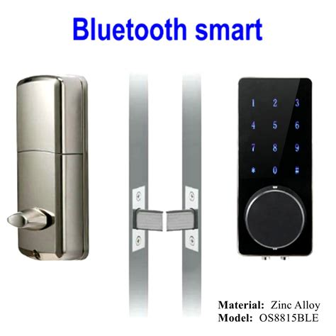 bluetooth smart digital deurvergrendeling home security