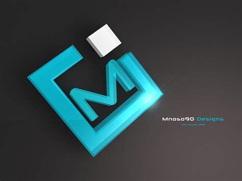 M 3d logo by mnoso90 on DeviantArt M 3d Logo