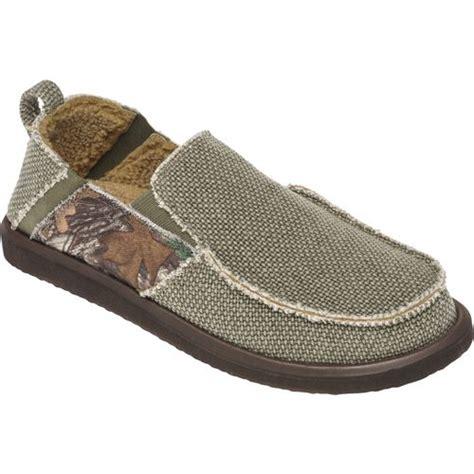magellan slippers magellan outdoors s canvas slippers academy