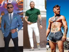 conor mcgregor fashion amp style how to get it