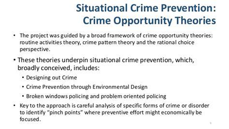 crime pattern theory wiki presentaci 243 n prevenci 243 n del crimen en el transporte p 250 blico