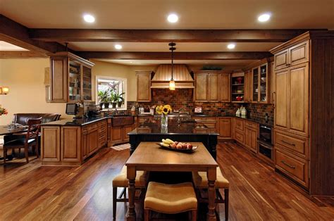 Big Kitchens With Islands by 20 Luxury Kitchen Designs Decorating Ideas Design