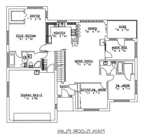 icf plans concrete house plans photos
