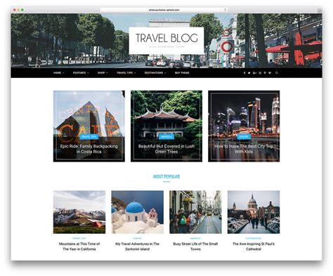 wordpress theme tourism free download 50 best wordpress travel themes for blogs hotels and