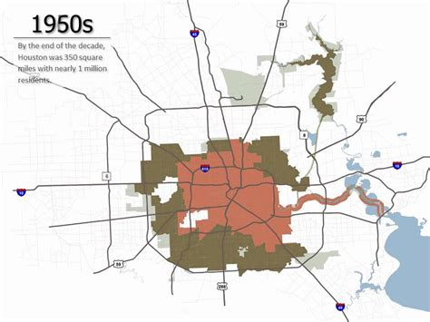 houston development map annexation history planning and development department