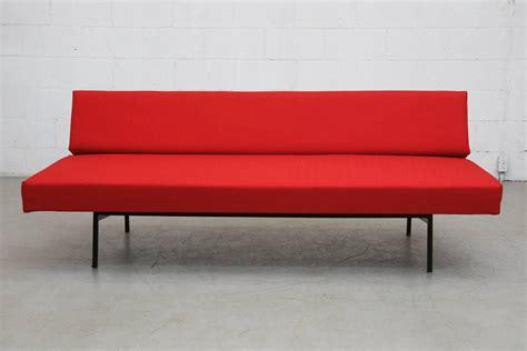 Sleeper Daybed by Gijs Der Sluis Streamline Sleeper Sofa Daybed For Sale