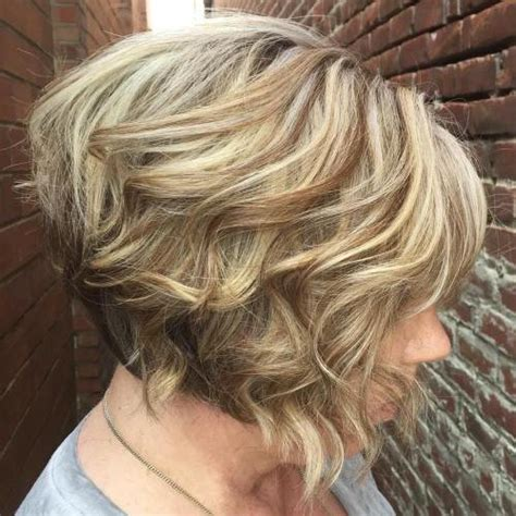 pictures of stacked angled bobon older woman stacked hairstyles for 30 year old women trend 2016
