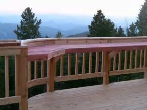 Custom Porch Railings Custom Bar Deck Railing Home Design