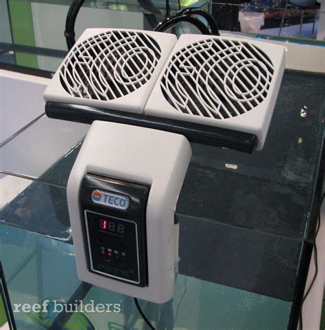 best cooling fan for aquarium teco e chill are high performance darn expensive