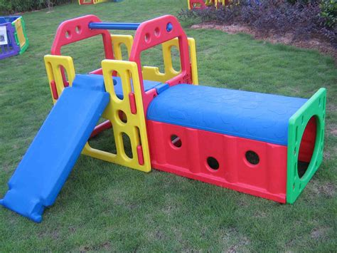 buitenspeelgoed rups plastic play tunnel kids plastic tunnel blow molding