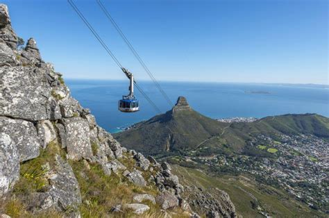 table mountain aerial cableway cape town and peninsula photo gallery fodor s travel