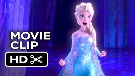 frozen film and songs frozen official movie clip let it go song 2013