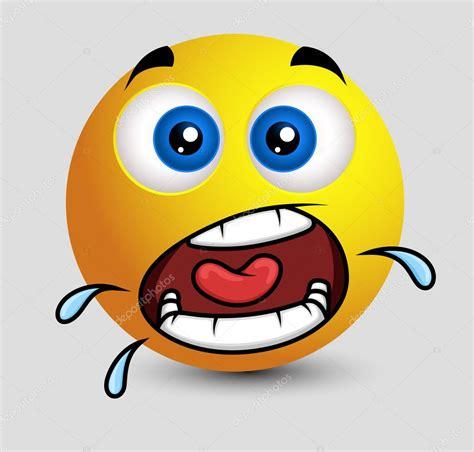 emoji yelling smiley animado gritando emoticon smiley emoji vetor de