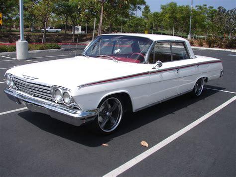 1962 chevy impala specs gabeguzman214 1962 chevrolet impala specs photos