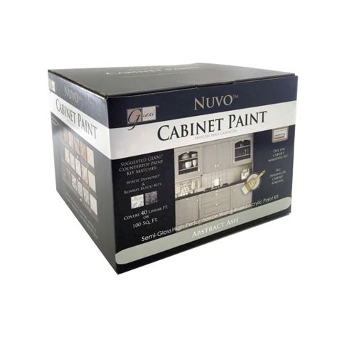 nuvo cabinet paint color chart nuvo cabinet paint abstract ash kit redposie