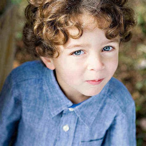 6 year old boy with permed hair amazing stylish hairstyles for toddler boys hairzstyle