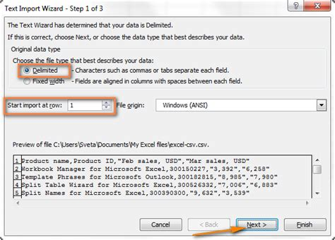 csv format semicolon delimited convert csv to excel open or import csv files into excel