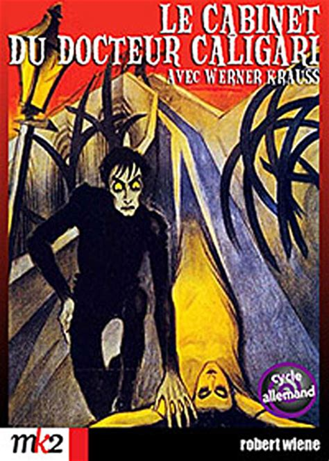 Le Cabinet Du Dr Caligari by Le Cabinet Du Docteur Caligari Cin 233 Sanctuary