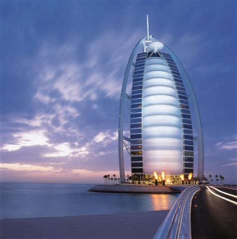 burj al arab hotel welcome to fun world